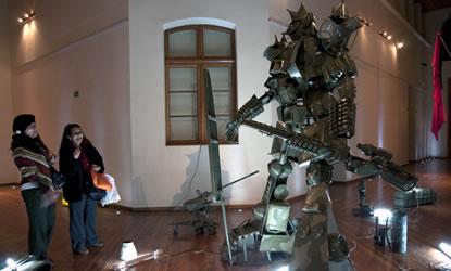 robot intro